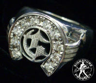 G�EHORSESHOE RING 1967