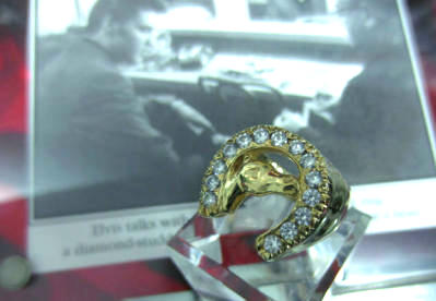 horshoe ring elvis