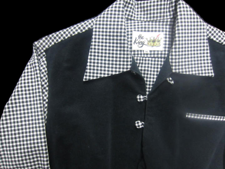 rockabilly cloth