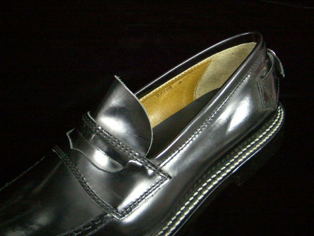 coin loafer
