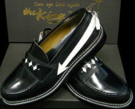 coin loafer/50s/rockabilly fashion/ts_030/cut19