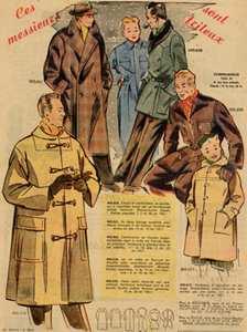 1950年代のアメリカン・メンズ・ファッション